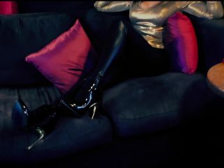 Young Goddess Kim - Celebratory Cigar   masturbation instruction   fetish porn