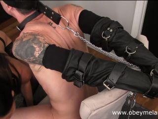 Obey Melanie – Kissed or Cock Teased – $9.99