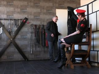Double Domination – FEMDOM-POV-CLIPS – An Initial Whipping – Miss Jayla And Mistress Medina