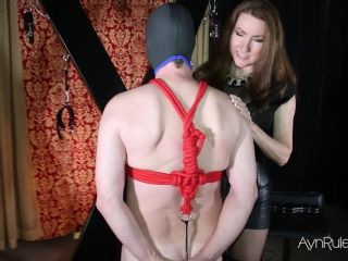 Cbt – Mistress Ayn – Seriously Alpha TRIBUTE – Humbled boot bitch
