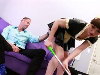 Natalie Mars & D. Arclyte / Chastity Maid Service