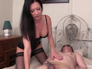 Vancouver Kinky Dominatrix  Edging a Useless Dick, Starring Miss Jasmine