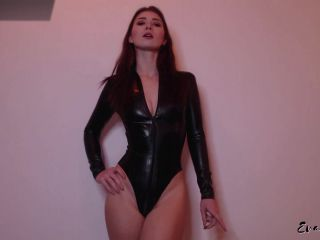 Online tube Eva De Vil - Worship My Zip Because You Don't Deserve Pussy - Pussy Worship