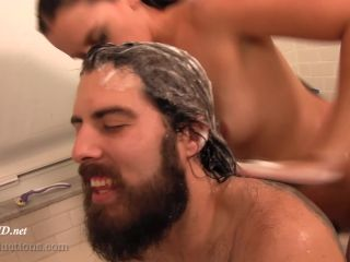 Ginarys Kinky Adventures — Hairwashing Handjob With Ashlynn Taylor