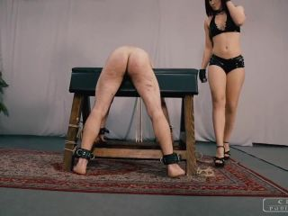 Corporal Punishment – CRUEL PUNISHMENTS – SEVERE FEMDOM – Prepared and punished – Lady Anette