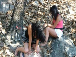 When Daniela and Fatima started [FullHD 1080P] - Screenshot 2