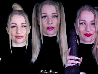 GoddessPoison – CONFLICTION! The conflicted pump! JOI- 30 min