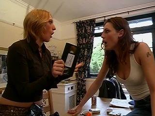 London's Sorority House #3, Scene 1 - Hannah Harper