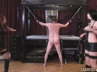 Porn online SADISTIC VIXEN – Destroyed By Our Whips. Starring Goddesses Lilith and Deanna femdom