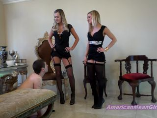 Humiliation – THE MEAN GIRLS – Utterly Humiliated At Lunch – Princess Chanel and Princess Kianna