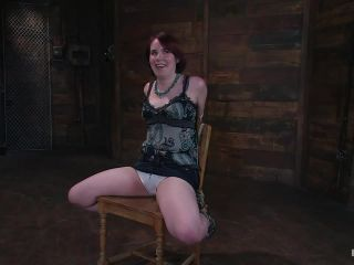 Kink.com- Bronte: This slut cums from pain!!!!-- Bronte