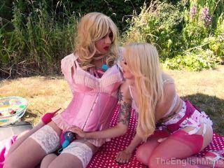 Blonde – The English Mansion – Princess's Picnic Persuasion Pt2 – Complete FIlm – Princess Aurora