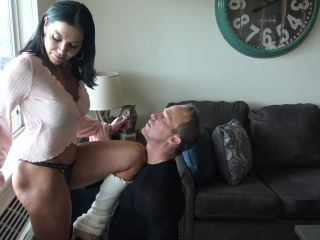 Ass Worship – Goddess Zephy – WORSHIP my asshole