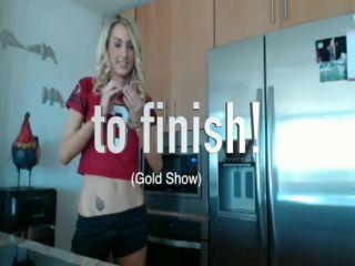 PornHubPremium — Emma Lovett in Football Sunday Complete GoldShow