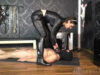 Milking – Femme Fatale Films – Used & Milked Dry – Part 1 – Lady Victoria Valente