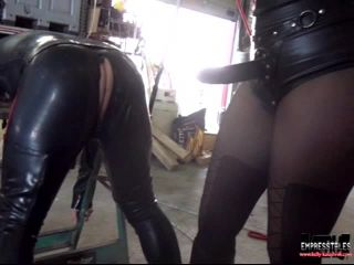 Femdom – KELLY KALASHNIK MP4 VIDEOS – RUBBER SLUT ANAL TRAINING