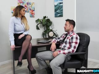 NaughtyAmerica – NaughtyOffice presents Brooklyn Chase Fucks Her Coworker – 05.12.2018