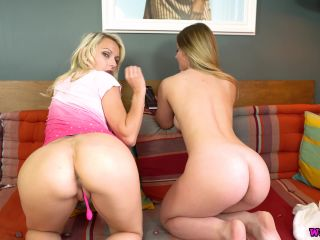 """Sophie K & Chloe Toy """"Controlling Your Orgasm"""""""