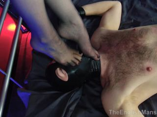 The English Mansion  Queen Takes Pawn  Part 2. Starring Mistress Sidonia [Bondage, Mistress, Sidonia, Handjob]