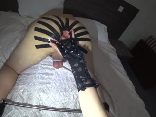 ChastityLady - Pegging Tight Ass with Strapon and Prostate Massage [FullHD 1080P] - Screenshot 1