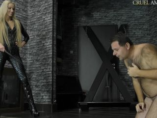 Online porn Cruel-Amazons - Slave Treated Badly (1080 HD) - Mistress Ariel - Whipping