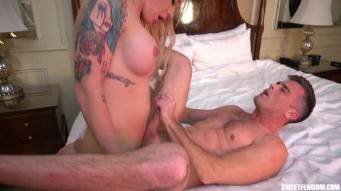 Aubrey Kate, Lance Hart - Fucked in a Hotel by Aubrey Kate (720p)