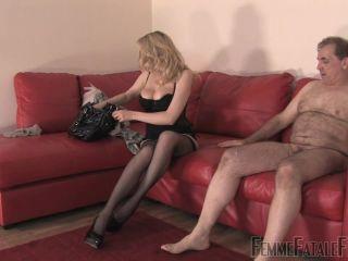 Femmefatalefilms – Mistress Eleise de Lacy – Curing the Crawler Complete