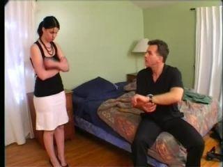 Kailee Robinson Bare Bottom Paddling