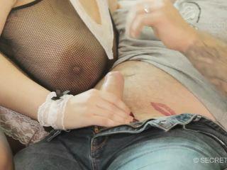 Anastasia Lux - French Maid fucks at BB - HD