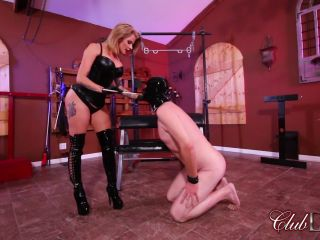 [Femdom 2018] ClubDom  Joslyn'S Caned Slave [Canes, Caning, Cane, Canning, Boots]