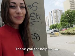 Lucia Nieto - She Needs Cash And Loves Dick All sex