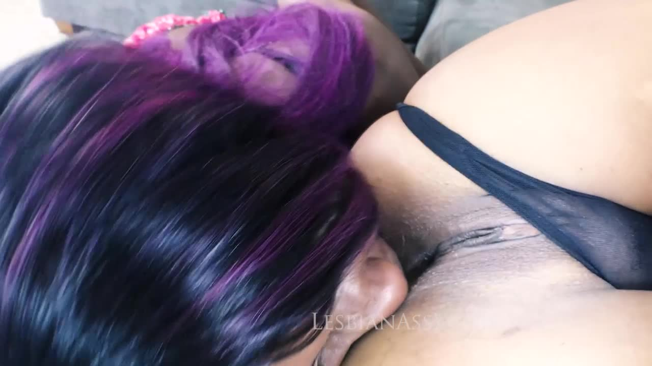Phat Ass Ebony White Cock