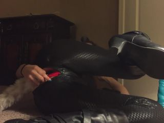 The insatiable Catwoman