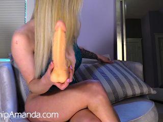 goddess amanda  blowjob 101  talk