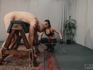 Spanking – CRUEL PUNISHMENTS – SEVERE FEMDOM – Strict Anette's punishments – Mistress Anette
