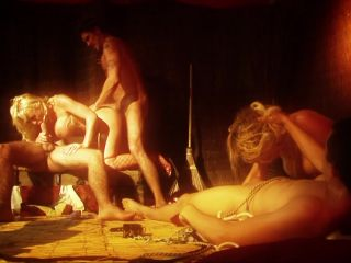 An incredible orgy with pirates and sex slaves