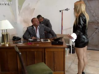 Nikky Thorne Mira Cuckold Rimming Rascals In Strap-on-Trouble Street ...
