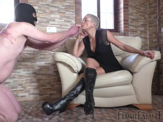 Porn online Leather Boots – Femme Fatale Films – Eager For Ash – Super HD – Complete Film – The Hunteress