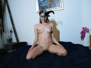 3100 Bound girl getting anal hook and forced orgasm