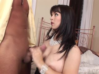 Kristi Love Enjoys Some Anal Then Holds Her Tits For A Cum Shower