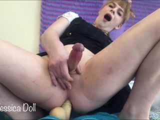 Online Tube ManyVids presents Jessica Doll in Beg and Ride for Cum $9.99 - shemales