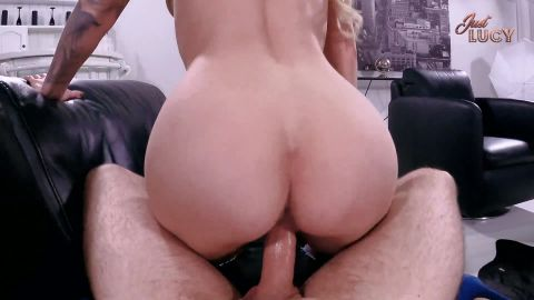JustLucy - Let me ride your cock [FullHD 1080P]
