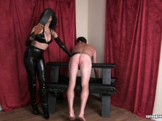 Syren Productions  I'm Not Finished With Your Ass. Starring Goddess Tangent