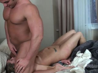 Sub milf bound and roughly fucked