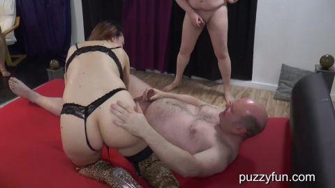 Gundula Pervers - Gundula is just a perverted three-hole slut NEW!!! 2021-01-26 [FullHD 1080P]