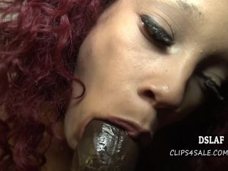 DSLAF – Mouth Overfilled With BBC part 1