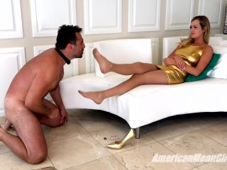 Online video femdom americanmeangirls: most pathetic cum ever