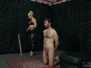 Corporal Punishment – CRUEL PUNISHMENTS – SEVERE FEMDOM – Screaming like a madman part1