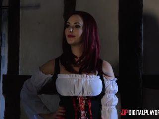 Ella Hughes, Olive Glass - The Bewitcher, A DP XXX Parody Episode 4 - ...