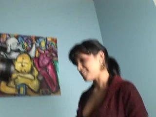 South Beach Latina Rampage, Scene 3 - Abella Anderson